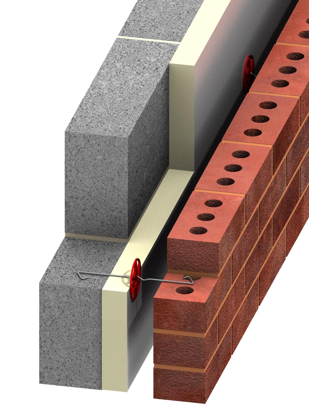 isolamento termico traspirante su parete verticale